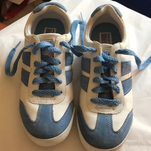 Leather Skechers Sneakers 7.5